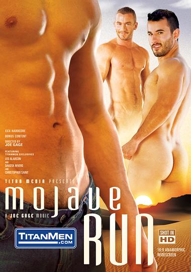 Mojave Run cover