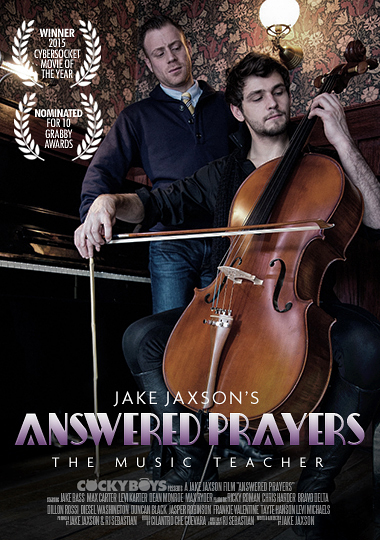 Answered Prayers: The Music Teacher cover
