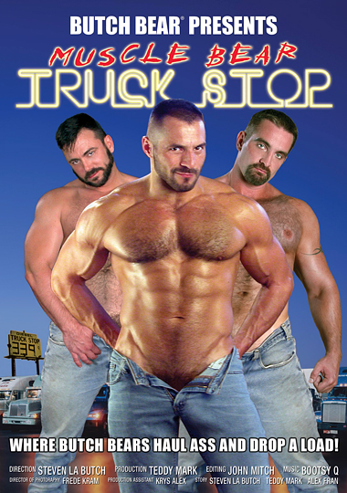 Muscle Bear Truck Stop cover