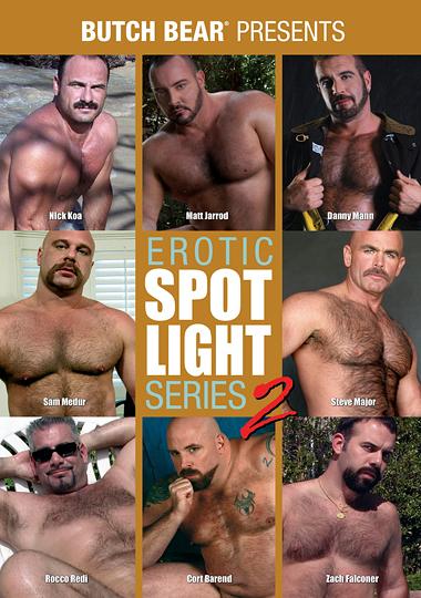 Erotic Spotlight Series 2 cover