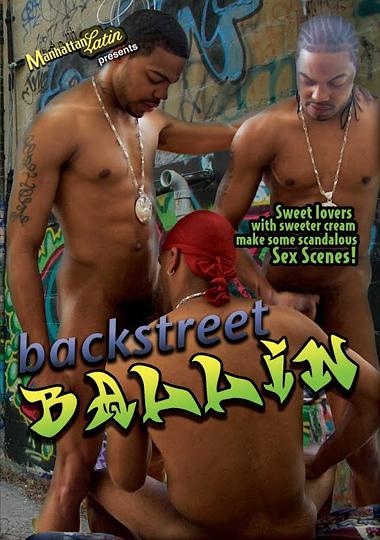 Backstreet Ballin cover
