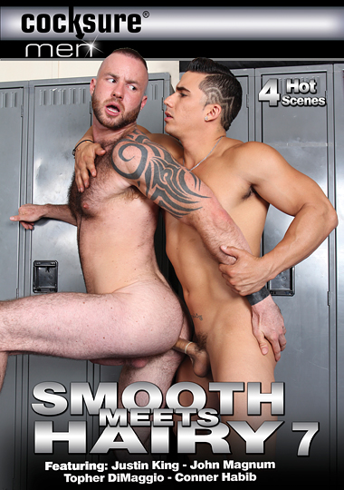 Smooth Meets Hairy 7 cover