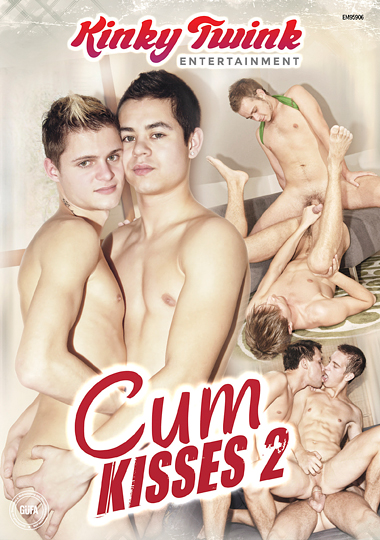 Cum Kisses 2 cover