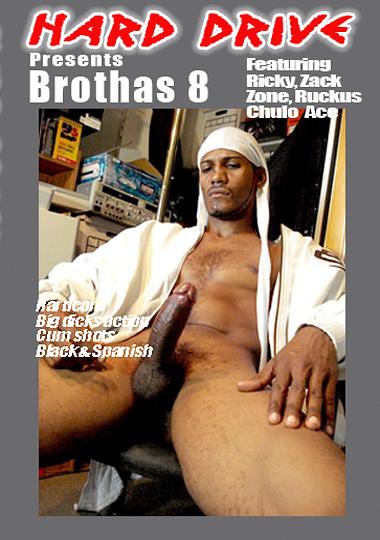 Thug Dick 421: Brothas 8 cover