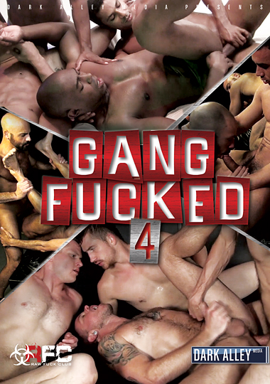 Gang Fucked 4 cover