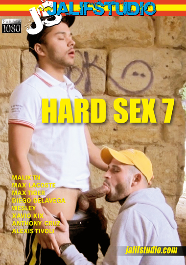 Hard Sex 7 cover