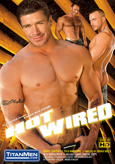 Hot Wired cover