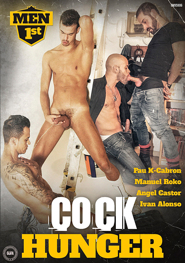 Cock Hunger cover