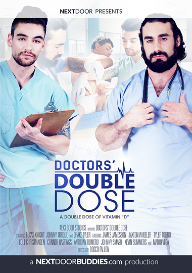 Doctors' Double Dose cover