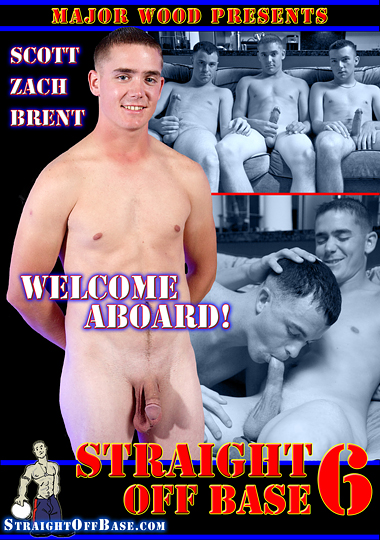 Straight Off Base 6: Welcome Aboard cover