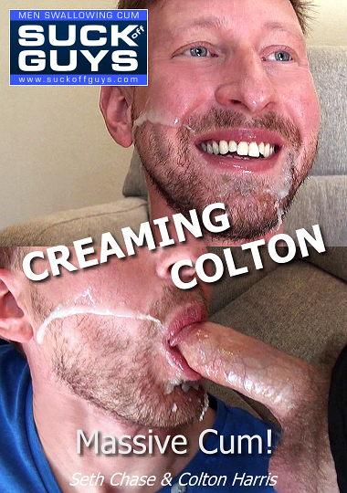 Creaming Colton cover