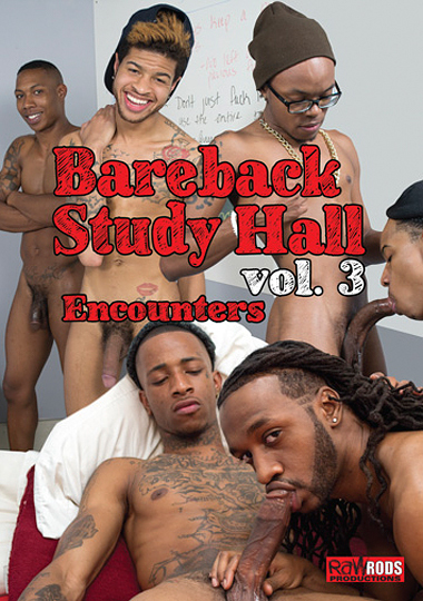 Bareback Study Hall 3: Encounters cover