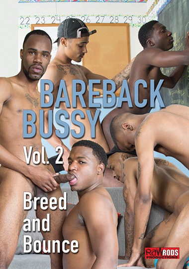Bareback Bussy 2: Breed And Bounce cover
