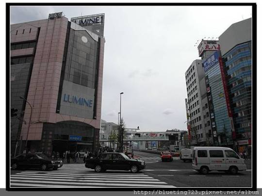 Day4 東京《新宿車站》LUMINE2.jpg