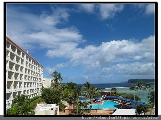 關島《希爾頓飯店Hilton Guam Resort & Spa》房間 1.jpg