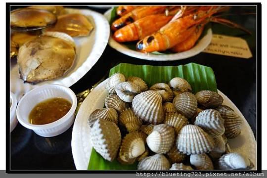 泰國《Amphawa安帕瓦水上市場》Chanchala海鮮2.jpg