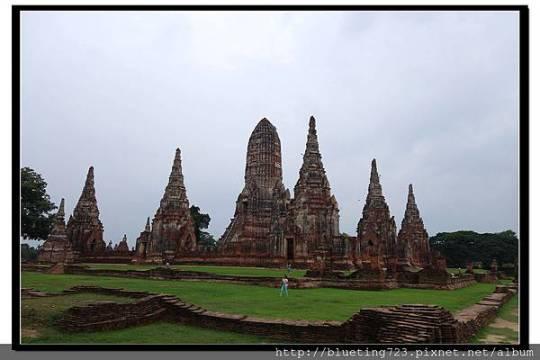 泰國大城府《Ayutthaya大城》柴瓦塔那蘭寺WAT CHAI WATTHANARAM 22.jpg