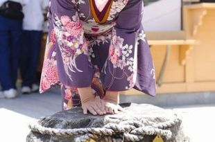 大正羅曼風的京都和服體驗…真是熱呀…