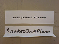 Secure password of the week