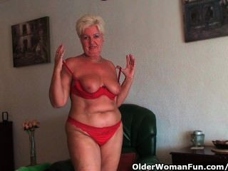 pale redhead big tits cum