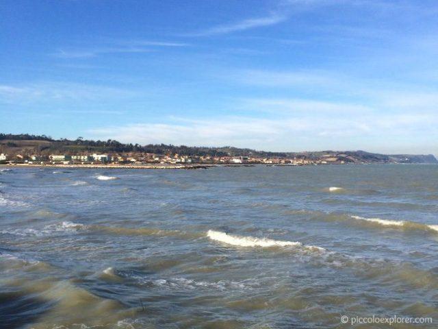 Fano Italy Lido Beach