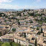 Snapshots from Granada, Spain