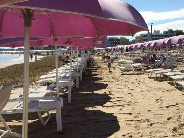 Lido Beach, Fano, Italy