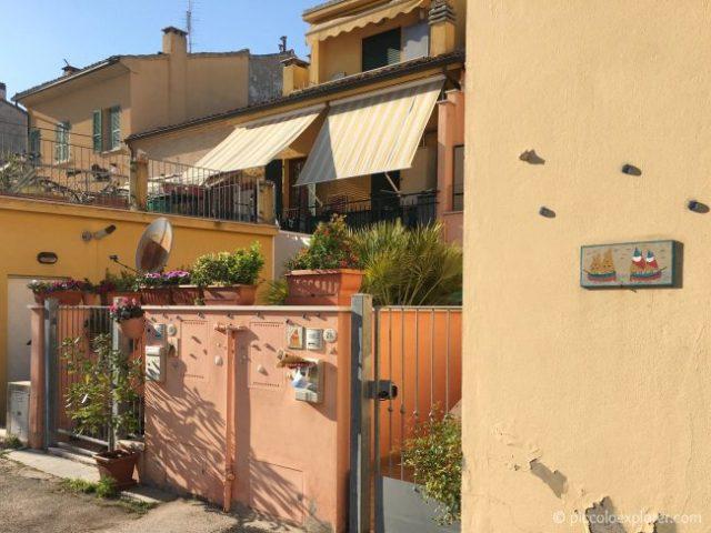 Houses near Fano port