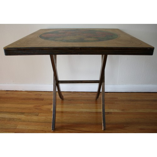 Medium Crop Of Folding Card Table