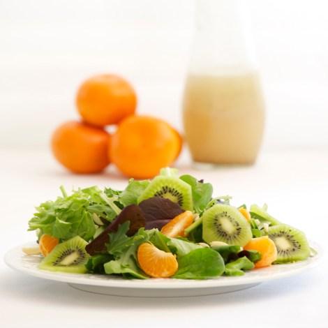 Kiwi Citrus Spring Salad