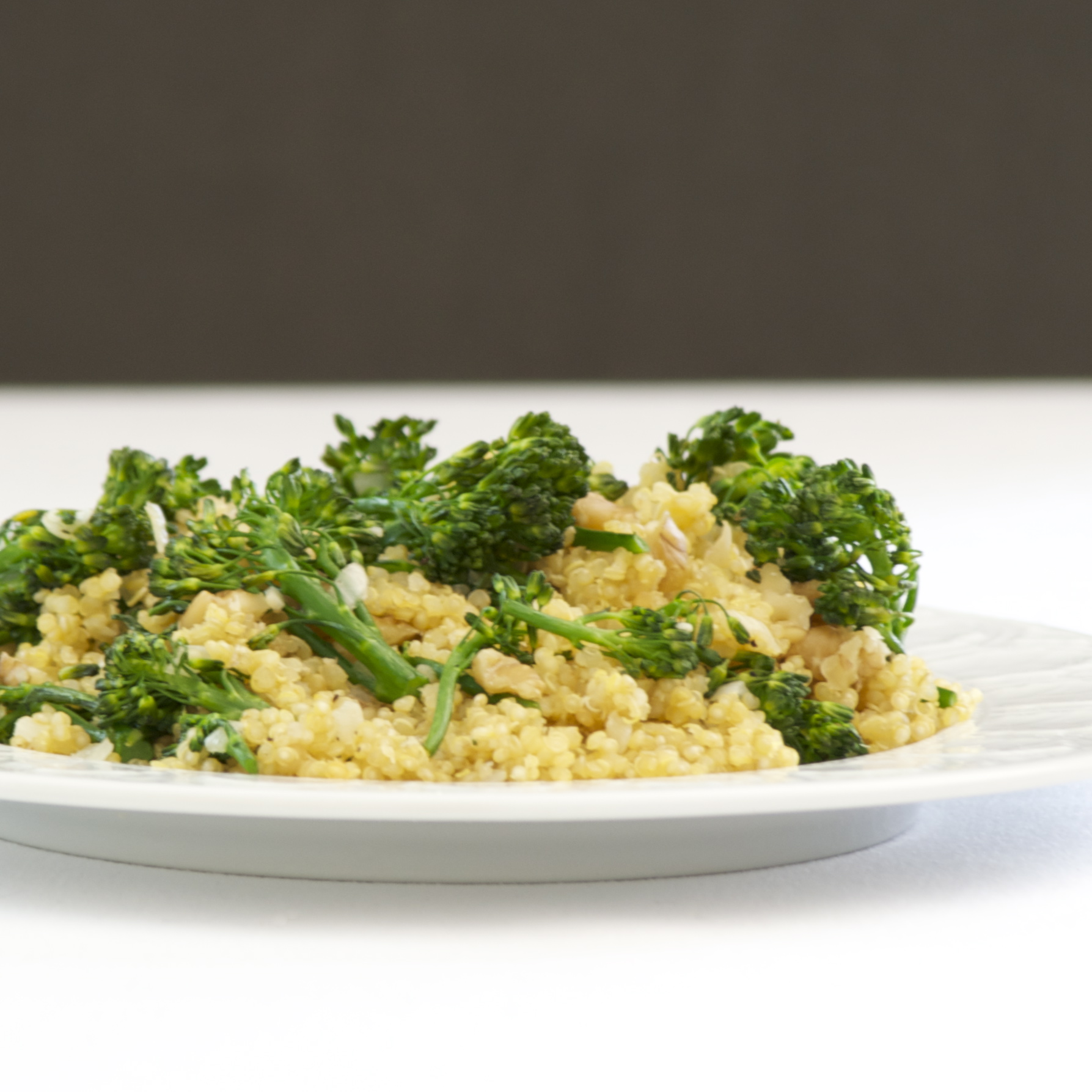 Broccolini Quinoa Pilaf | Pick Fresh Foods