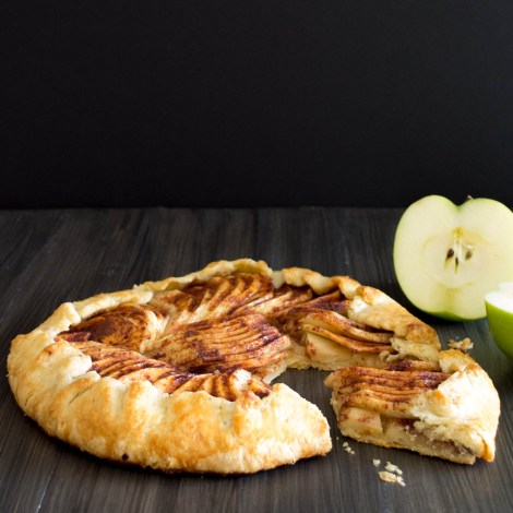 Fresh Apple Galette-13