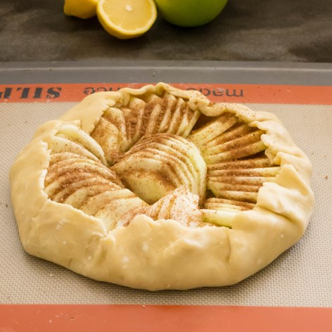 Fresh Apple Galette-3