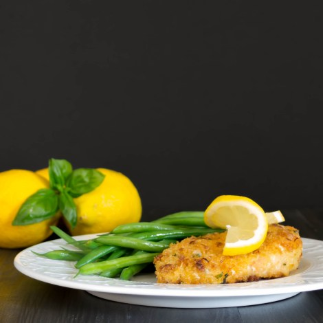 Spicy Lemon Basil Chicken-5