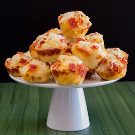 Pepperoni Pizza Bites