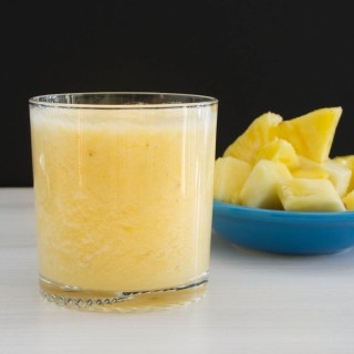 Tropical Pineapple Smoothie | Pick Fresh Foods