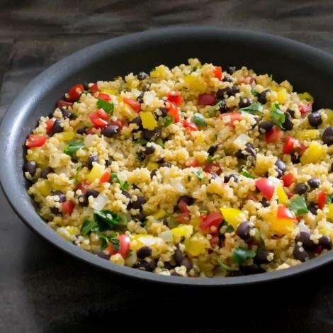 Southwestern Quinoa Salad | Pick Fresh Foods