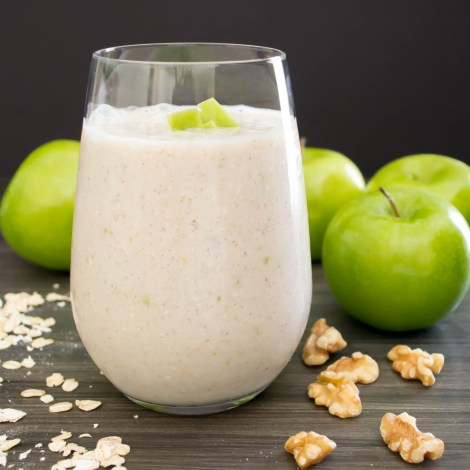 Apple Walnut Smoothie | Pick Fresh Foods