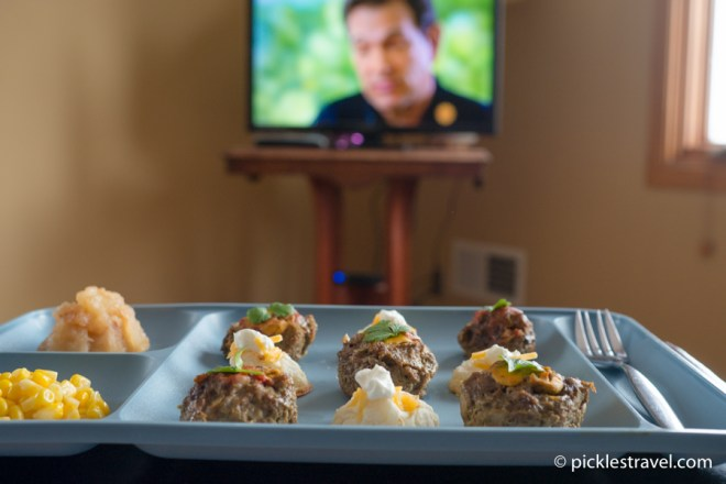 TV Dinner Meatloaf