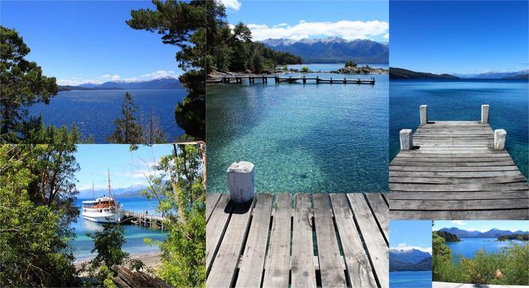 bariloche - island excursion