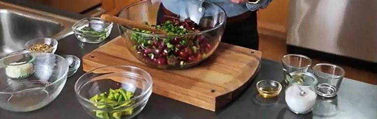 grape salad 1