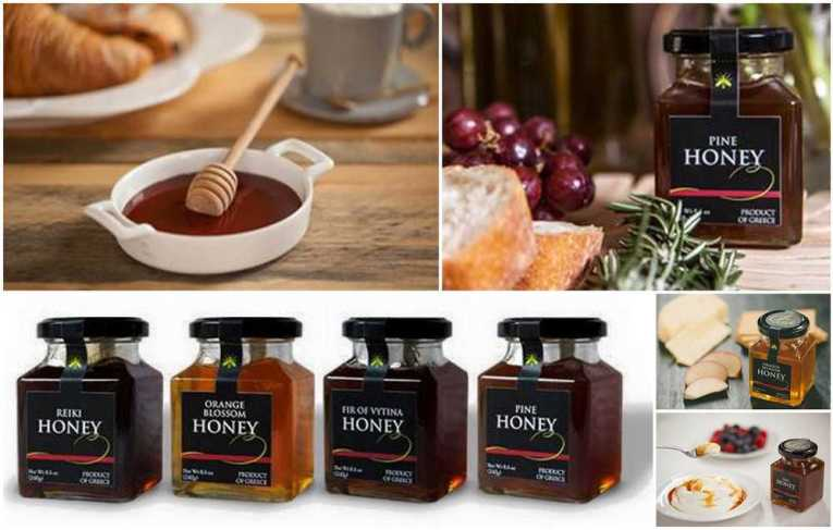 olive table honey