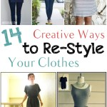 Clothing, clothing repurpose, save money, popular pin, clothing hacks, beauty tricks, style tricks, DIY clothes.