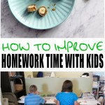 How to Improve Homework Time with Kids