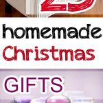 25 Homemade Christmas Gifts
