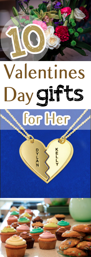 10 valentines day gifts for her