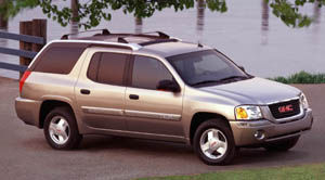 2004 GMC Envoy   Specifications   Car Specs   Auto123 gmc envoy SLE