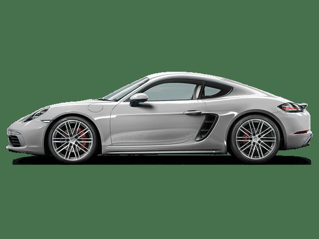 Porsche Cayman 718  1