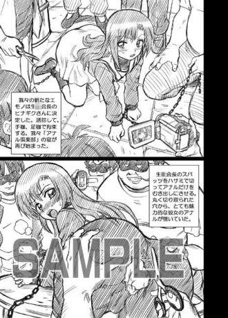 IRIE YAMAZAKI 「ハ○テのごとく」アナル&スカトロ作品集