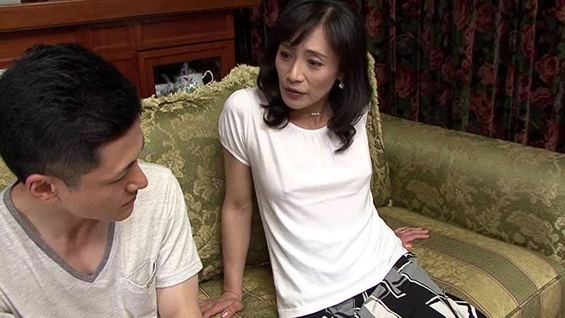 平岡里枝子 四十路叔母に惹かれる甥 ANB-138-1